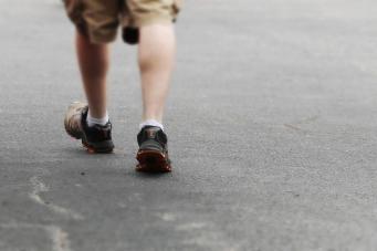 WALKING-MALE