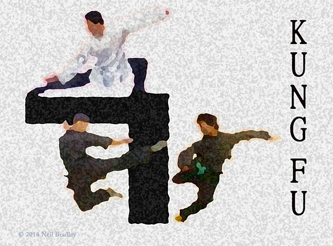 kungfu trio