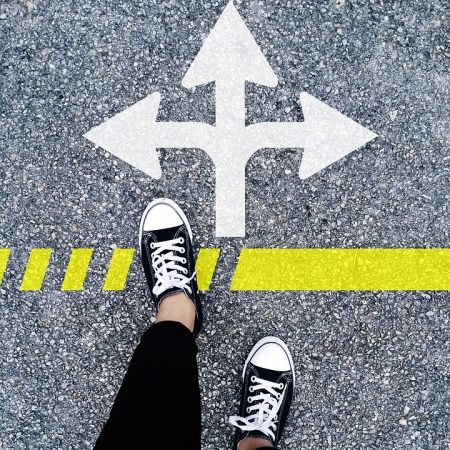 Choose The Right Direction Career Direction Direction
